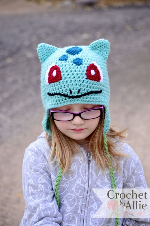 Pokemon Charmander Hat - Crochet Pattern | 754x500