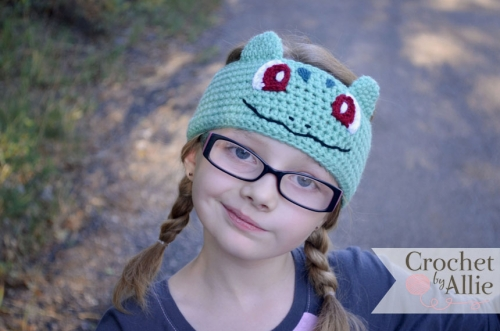 Bulbasaur Headband