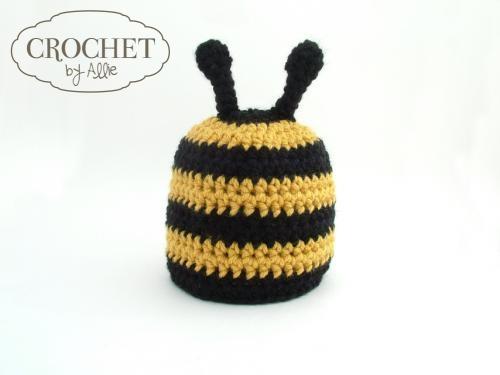 1536017e9e2 New Custom Crochet Product! - Bumble Bee