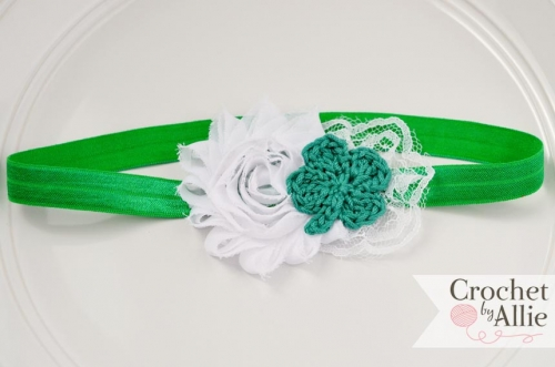 Chic Shamrock Headband