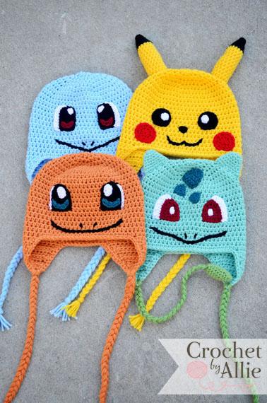 Pikachu Hat Custom Crochet Hats And Accessories