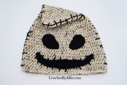 Oogie Boogie Hat Custom Crochet Hats And Accessories