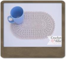 Small Doily Placemat