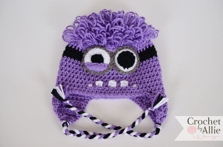 Custom order: Minion Hats | Custom Crochet hats and accessories