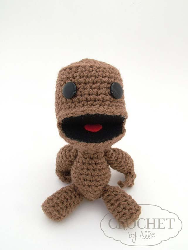 Little Sackboy | Custom Crochet hats and accessories